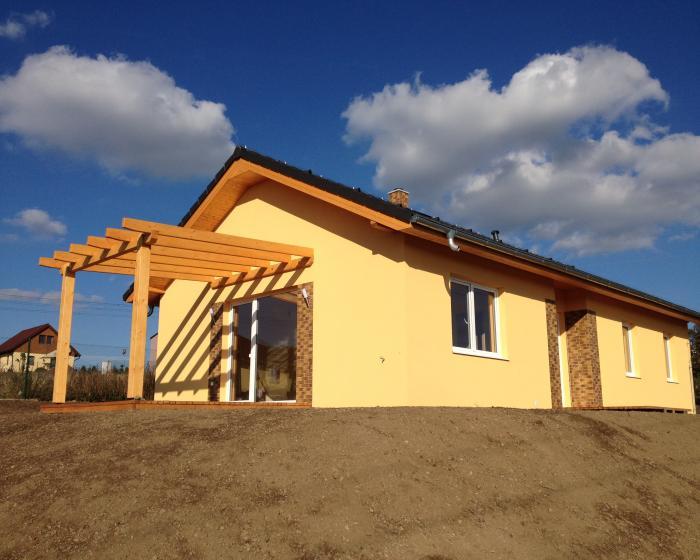 Rodinný dům v Masečíně 2012