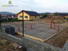 Stavba rodinného domku v Masečíně 10