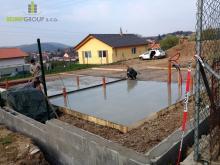 Stavba rodinného domku v Masečíně 13