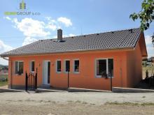 Stavba rodinného domku v Masečíně 42