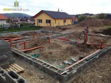 Stavba rodinného domku v Masečíně 7